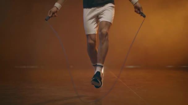 sport activity adult man illumination jumping