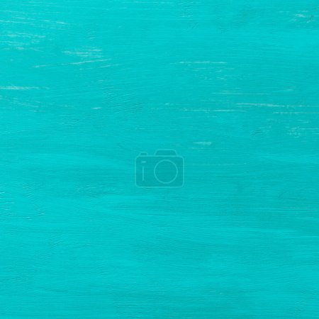 table color blue background space empty