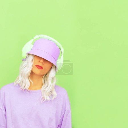 color, background, design, shopping, sale, girl - B378166322