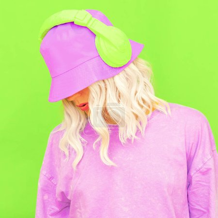 color background design shopping sale girl