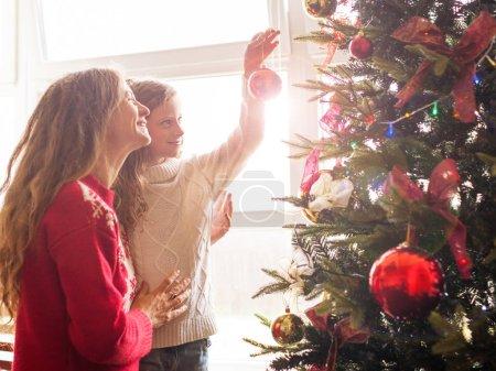 lights, red, beautiful, celebration, christmas, decoration - B309586156