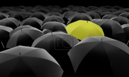 image yellow group large objects background