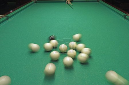 billiards balls sport table competition play