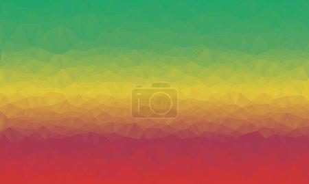 triangle background colorful graphic design decoration