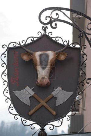 business, health, meat, food, butchery, butcher - B443367498